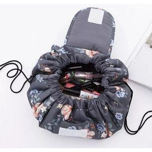 Handbags - NWT! Lay Out Cosmetic Bag- Drawstring and Go!